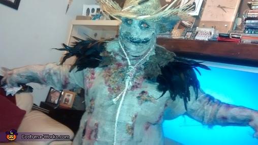 scarecrow, Scarecrow Costume