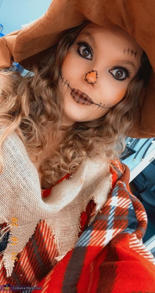 Scarecrow 2020 Homemade Costume
