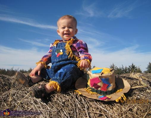 Scarecrow Cutie Baby Costume