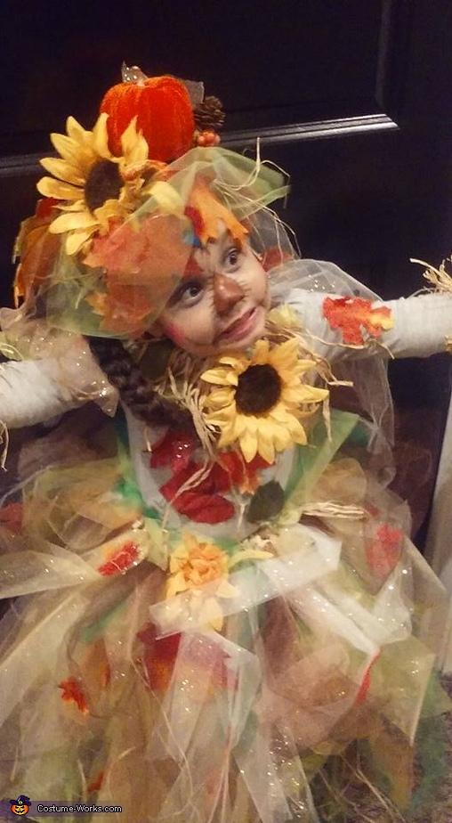 Scarecrow Fairy Costume