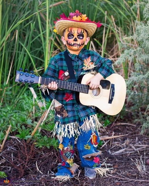 Scarecrow Family Costume