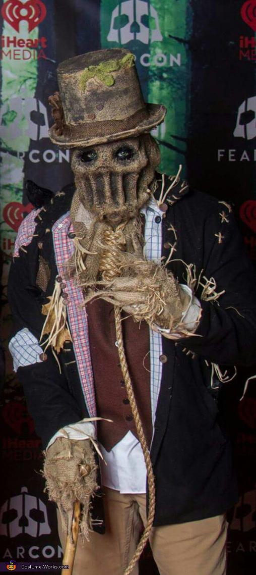 Scarecrow Gentleman Costume