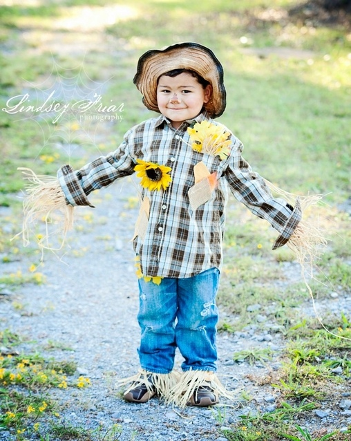 scarecrow, Cute Scarecrows Costume