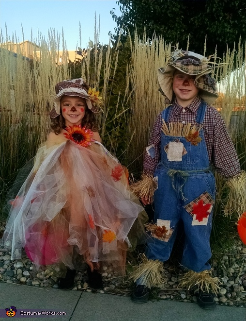 Scarecrows Costume