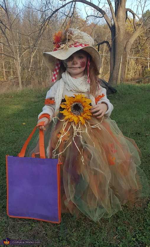 Daughter, Scarecrows Costume