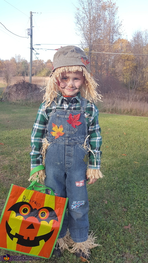 Son, Scarecrows Costume