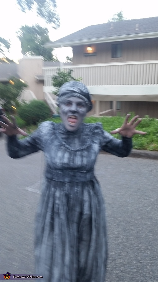 misc, Scary Angel Statues Costume