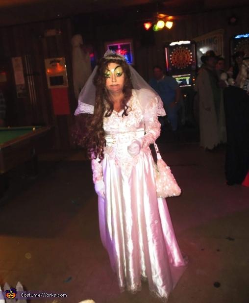 Scary Bride Costume