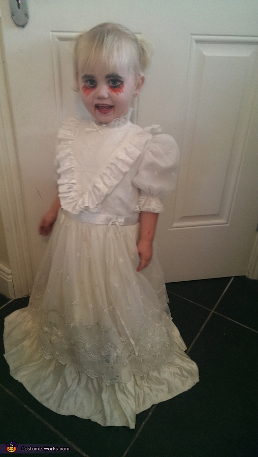 Scary Demon Child Costume