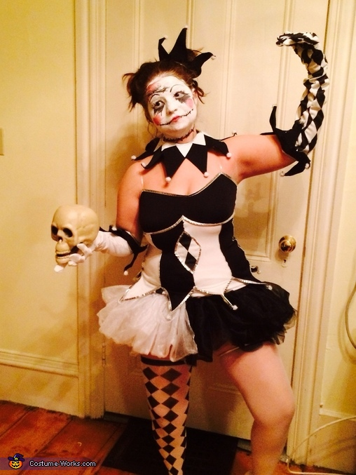 Scary Doll Costume