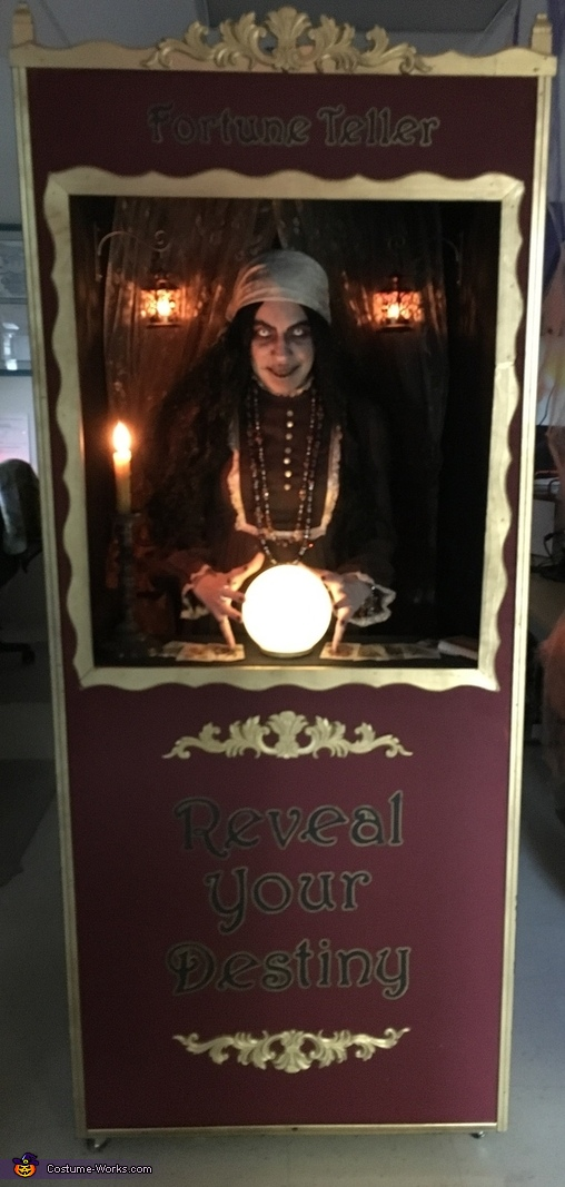 Scary Fortune Teller Costume