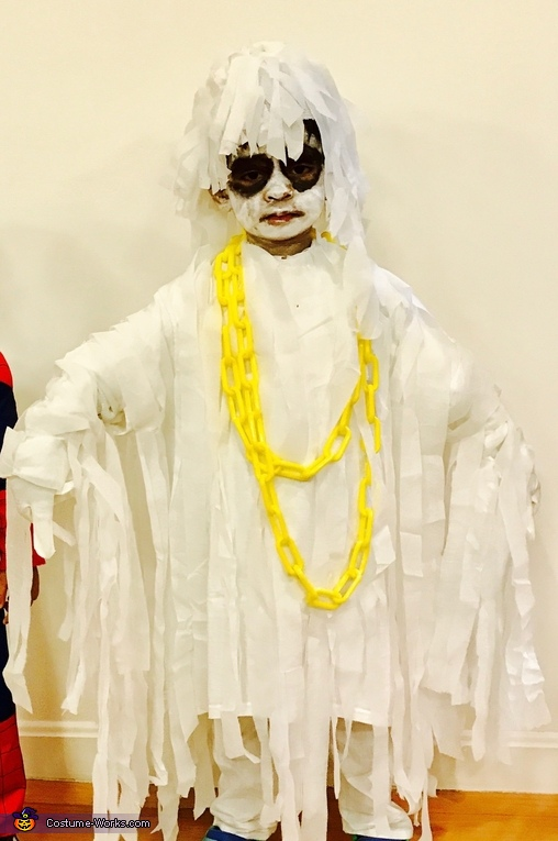Scary Kiddo Costume