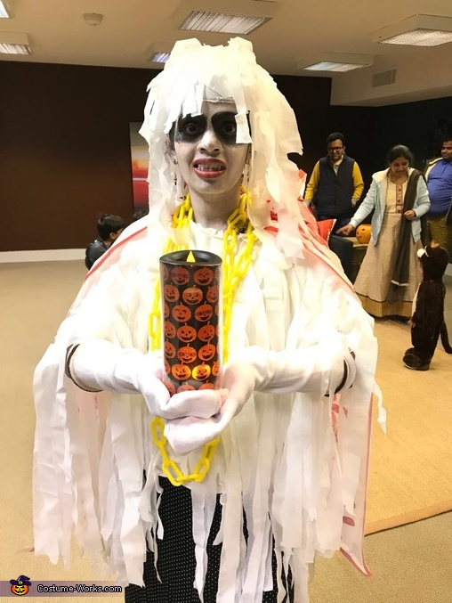 Scary Mom Costume