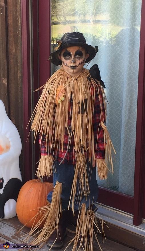 Scary Scarecrow Costume