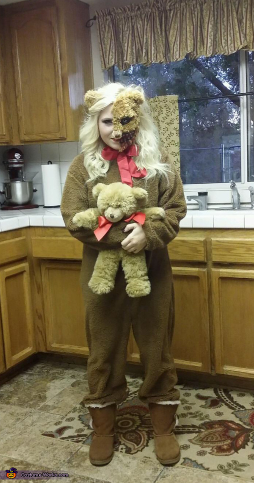 Scary teddy full body, Scary Teddy Costume