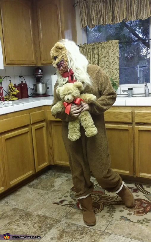 Scary teddy (scary side), Scary Teddy Costume