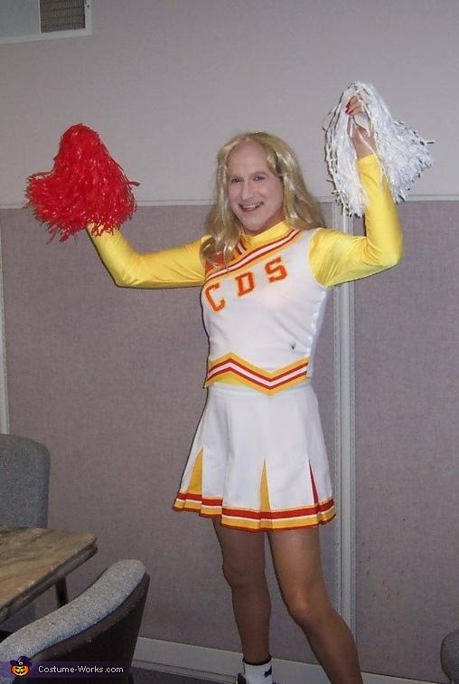 School Cheerleader Costume