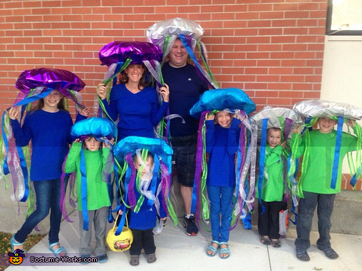 School of Jellyfish Costume