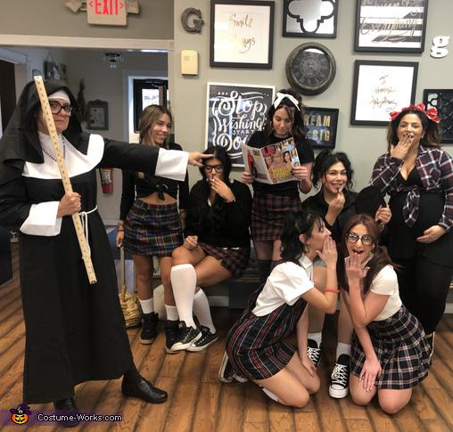 Schoolgirls Costume