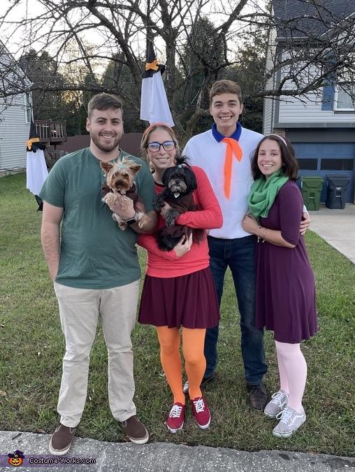 Scobby Doo Costume