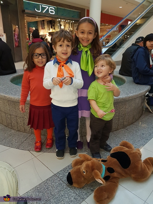 Scooby-Doo and the Gang Costume