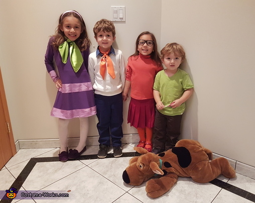 Jinkes!, Scooby-Doo and the Gang Costume