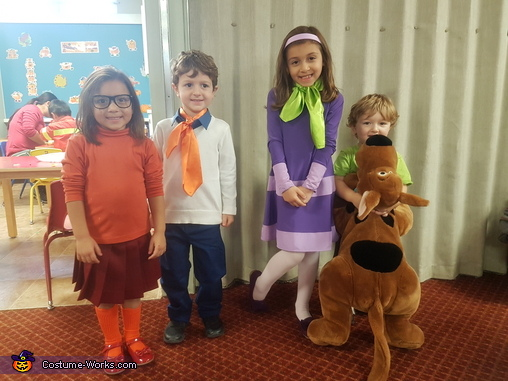 Zoinks!, Scooby-Doo and the Gang Costume