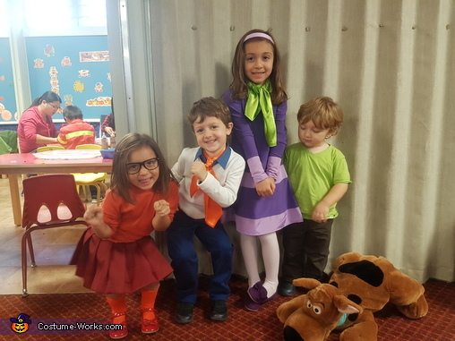 Scooby-Dooby-Doo!, Scooby-Doo and the Gang Costume