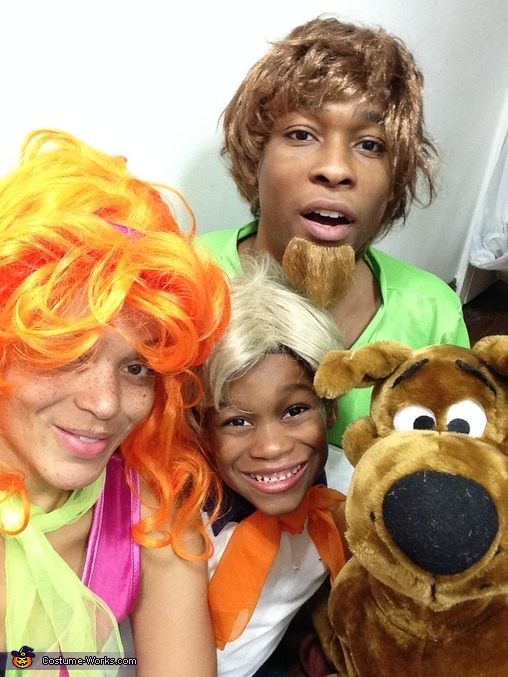 Scooby Doo and the Gang Costumes