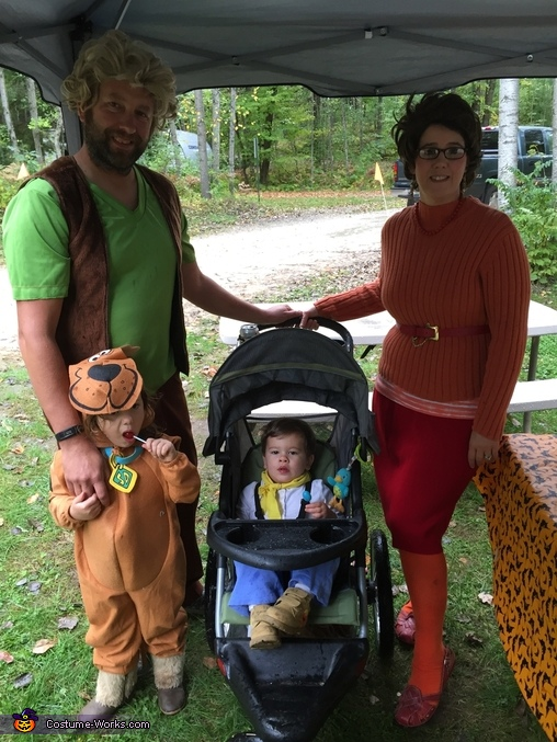 Scooby Doo & the Gang Costume