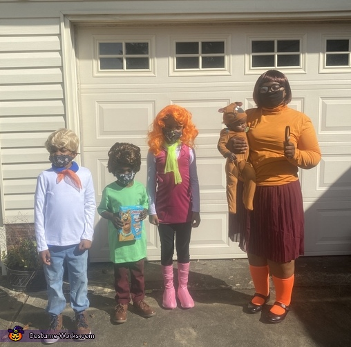 Scooby Scooby Doo Costume