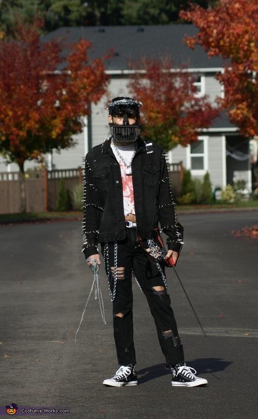 Scorpio Costume