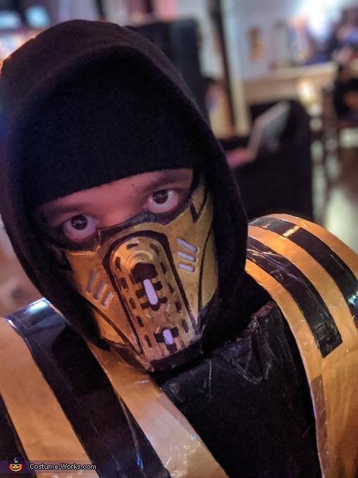 Scorpion 2020 Homemade Costume