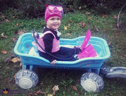 Baby Scuba Diver, Scuba Diver Costume