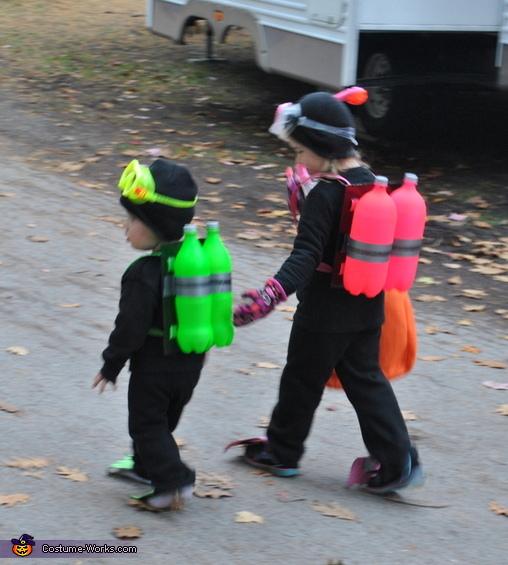 Scuba Divers Costumes