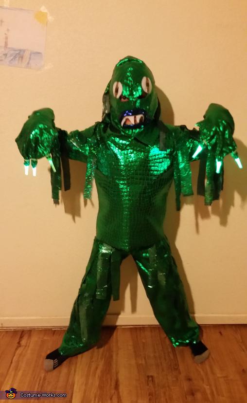 Sea Monster Costume