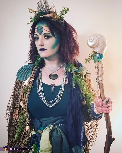 Sea Sorceress Costume