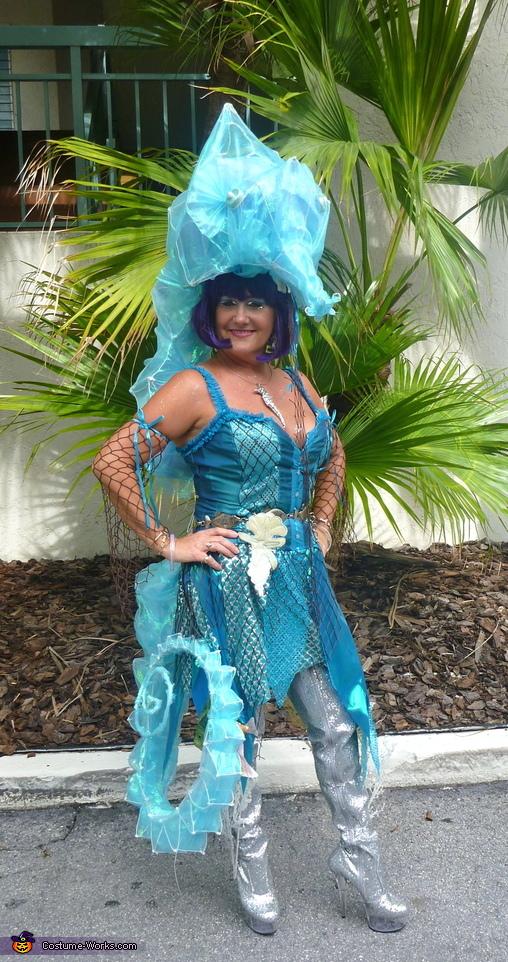 Seahorse Siren, Seahorse Siren Costume