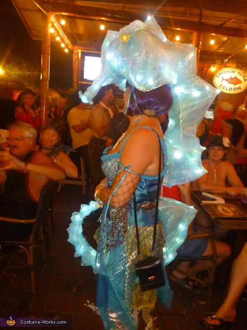 Seahorse Siren (opposite side shot), Seahorse Siren Costume