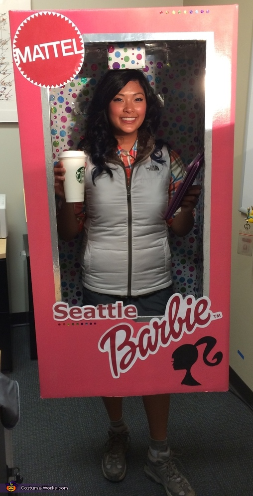Seattle Barbie Costume  sc 1 st  Costume Works : barbie for halloween costume ideas  - Germanpascual.Com