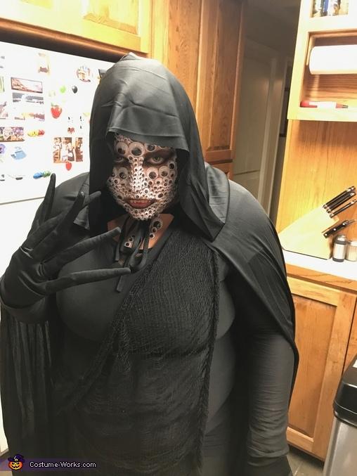 Seemonster Costume