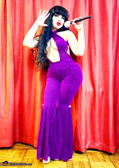 Selena Quintanilla Homemade Costume