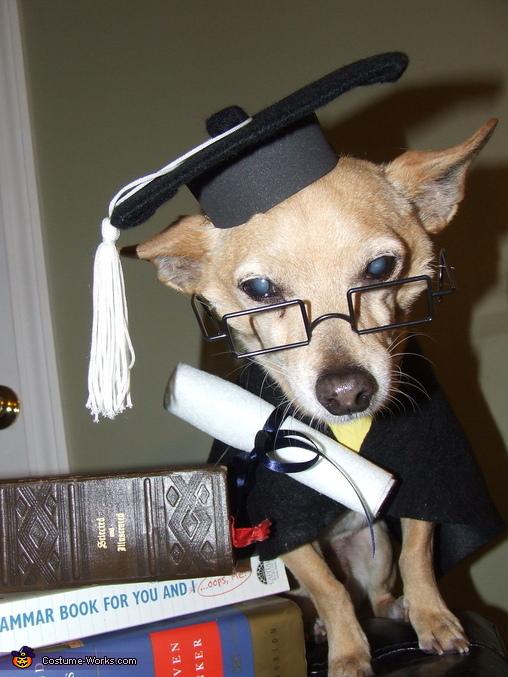 Senior Graduate Costume