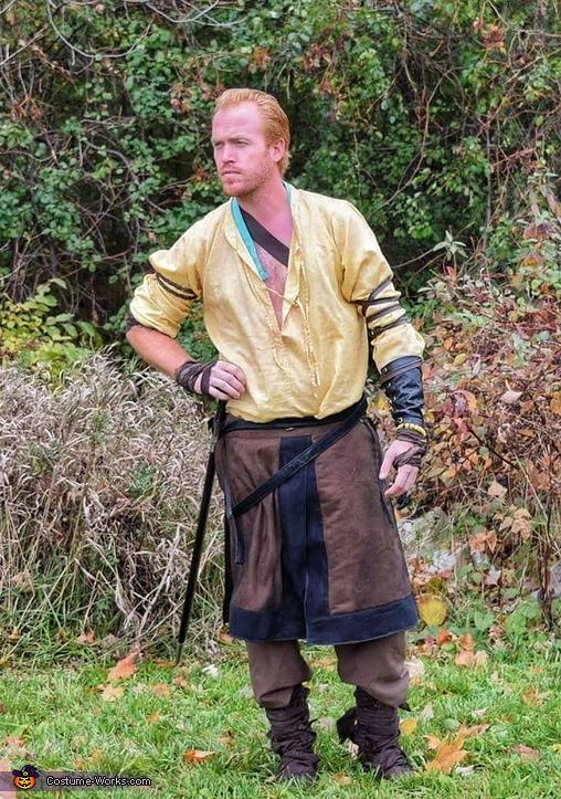 Ser Jorah Mormont Costume