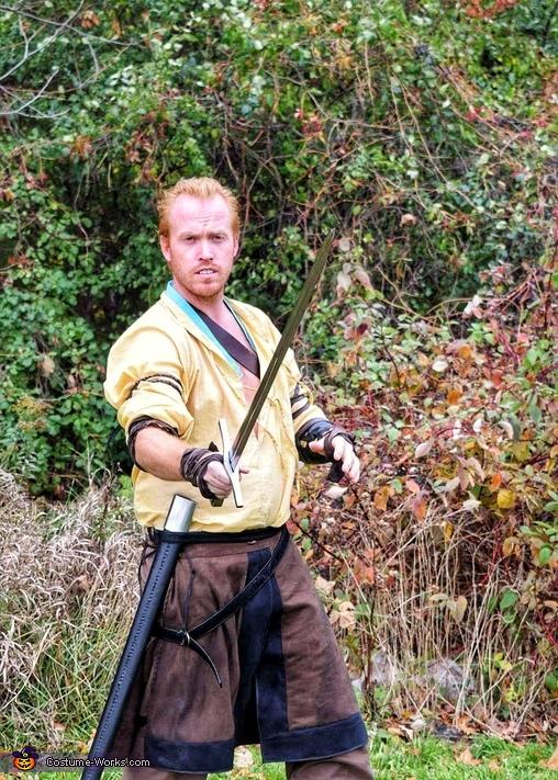 Ser Jorah Mormont Homemade Costume