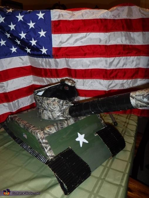 Sergeant Pretzels Costume