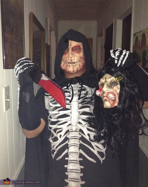 Serial Killer Costume