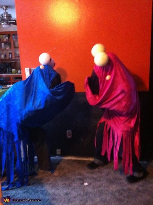 Sesame Street Martians Costume