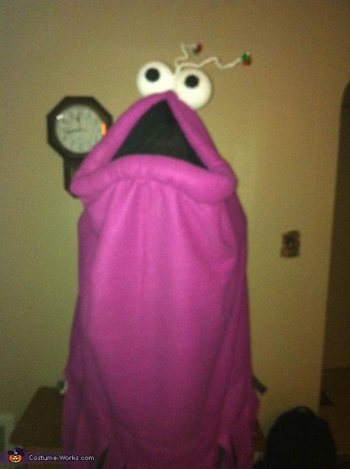 Sesame Street Yip Yip Costume