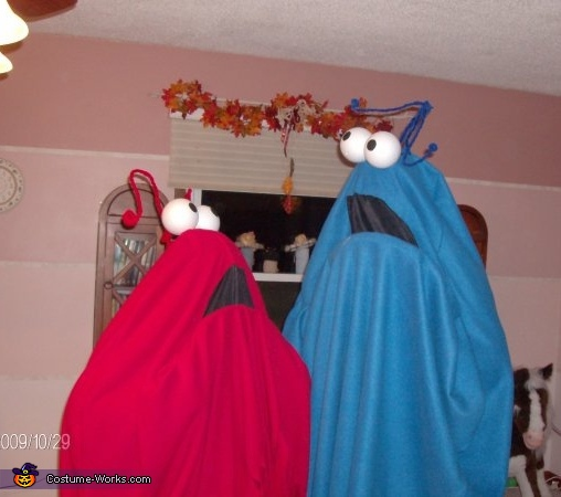Sesame Street Yip Yips Costume